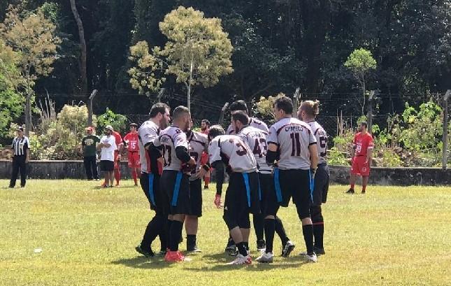 foto de Tem futebol americano universitário em Serra Negra neste fim de semana