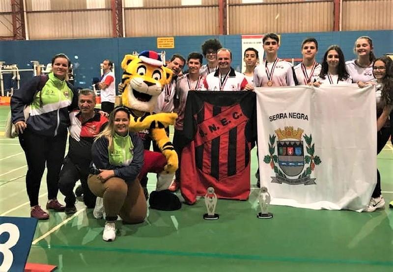 foto de Jogos Abertos começam dia 13 e Serra Negra participa com badminton