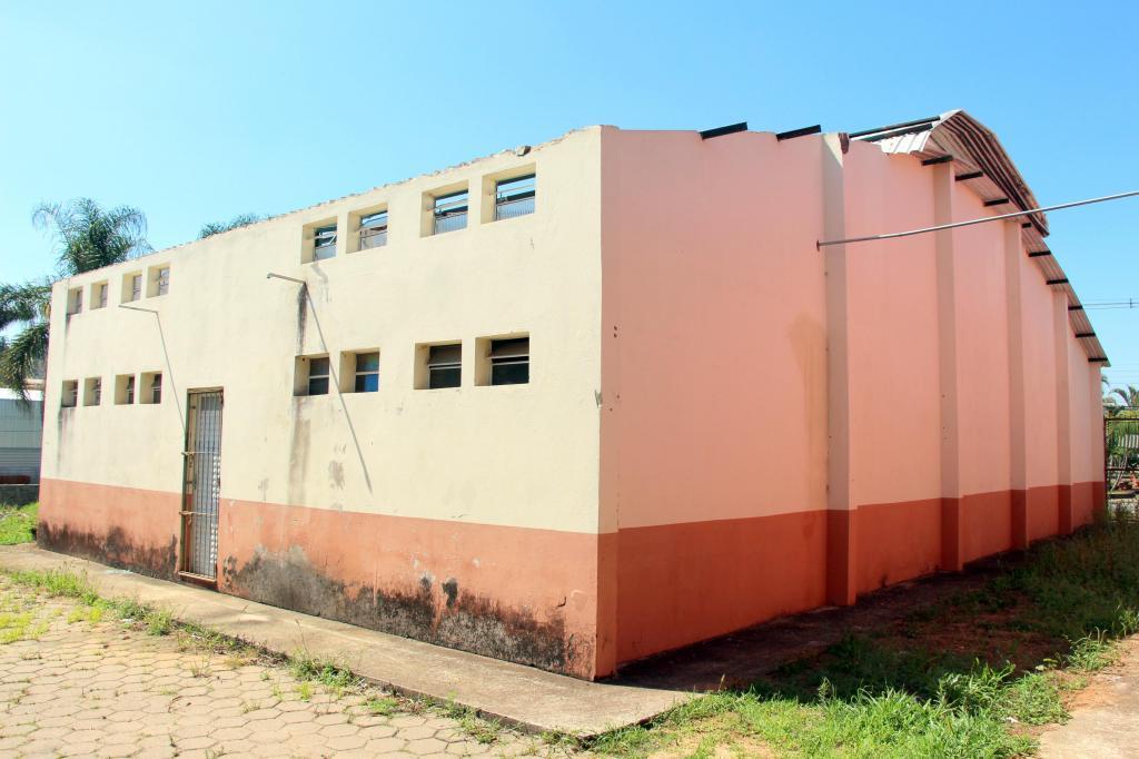 foto de Tempestade causa danos ao Centro de Referência do Idoso em Morungaba