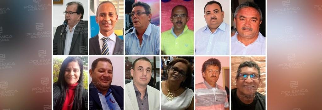 foto de Doze vereadores são presos na PB por forjar participação em evento
