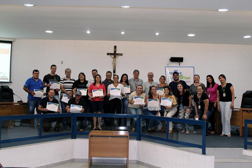 foto de ACE Socorro, Prefeitura e Sebrae encerram o Programa Alimentação Fora do Lar