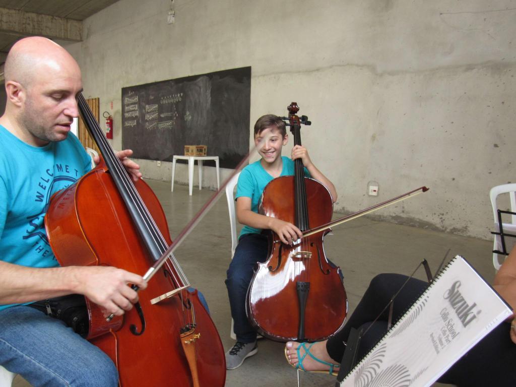foto de Projeto Orquestra Jovem Circuito das Águas fecha o ano com dois concertos em Amparo