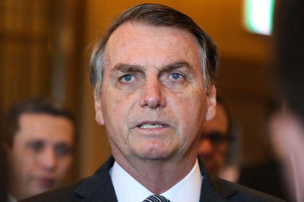 foto de Bolsonaro festeja resultado de leilão de excedentes da cessão onerosa