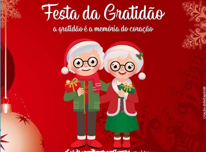 foto de Festa da Gratidão 2019 será realizada em Pedreira
