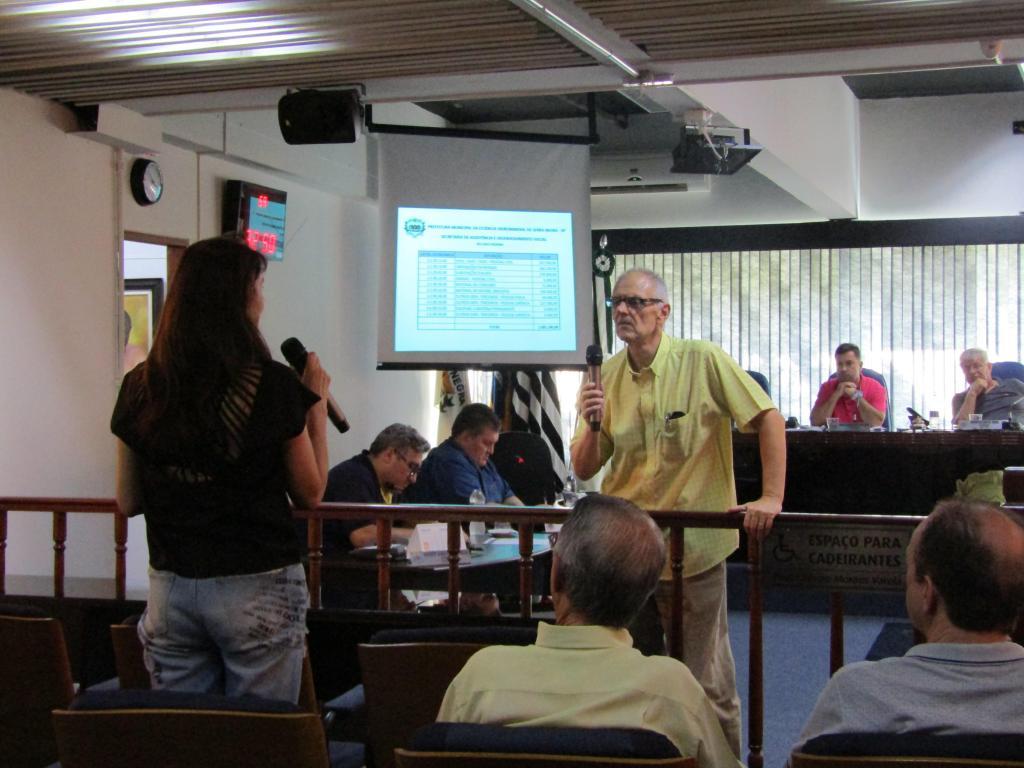 foto de Prefeitura apresenta orçamento 2020 a vereadores de Serra Negra