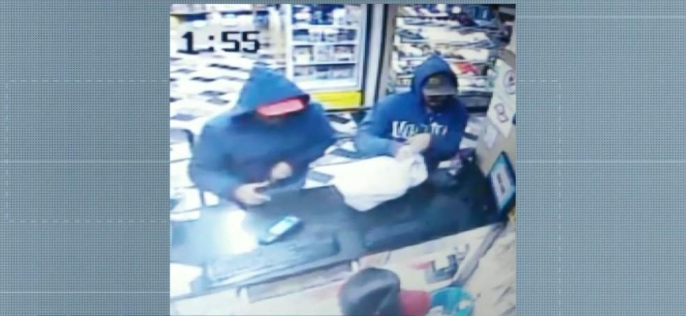 foto de Três homens são presos após roubo a padaria em Jaguariúna