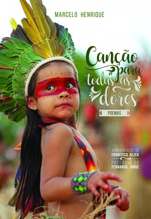 """foto de Marcelo Henrique anuncia seu novo livro """"Canção para todas as dores"""""""