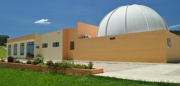 foto de Polo Astronômico de Amparo conta com várias atividades neste sábado
