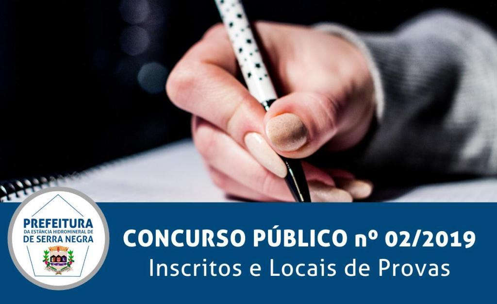 foto de Provas do concurso público para a Prefeitura de Serra Negra acontecem no domingo dia 24