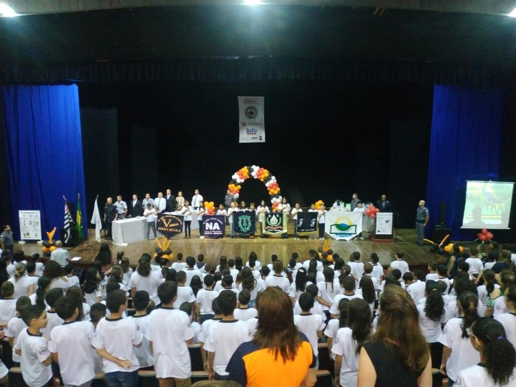 foto de Mais de 300 alunos são formados pelo Proerd