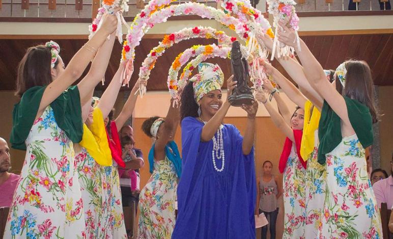 foto de Paróquia realiza tradicional Missa da Consciência Negra