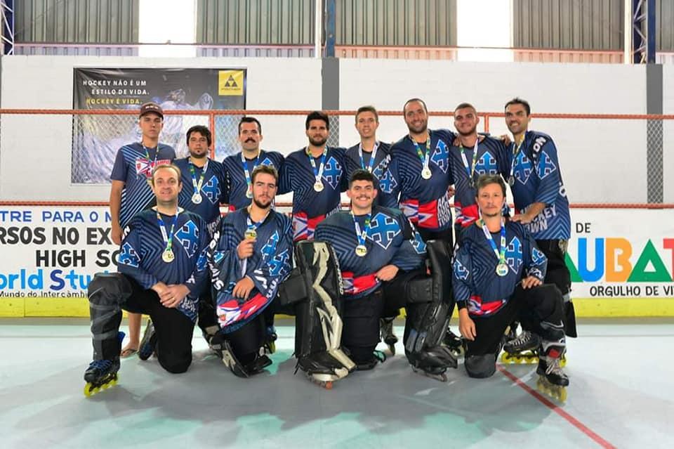 foto de Amparo No Limits conquista vice-campeonato nacional de Hockey\\\'