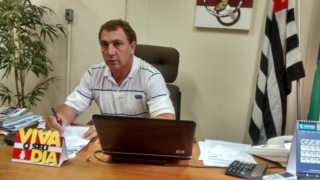 foto de Vice-prefeito Biro-Biro anuncia saída do PSDB