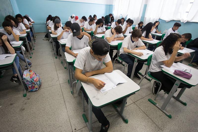 foto de Provas do Saresp serão aplicadas nesta quarta e quinta-feira para 1 milhão de alunos da rede estadual de SP