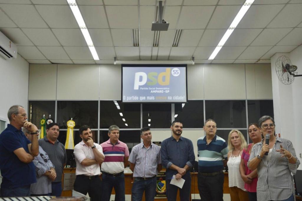 foto de PSD de Amparo promoveu Encontro no último sábado
