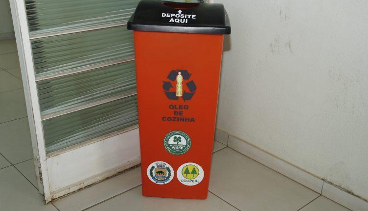 foto de Prefeitura de Jaguariúna vai ampliar pontos de coleta de óleo de cozinha usado