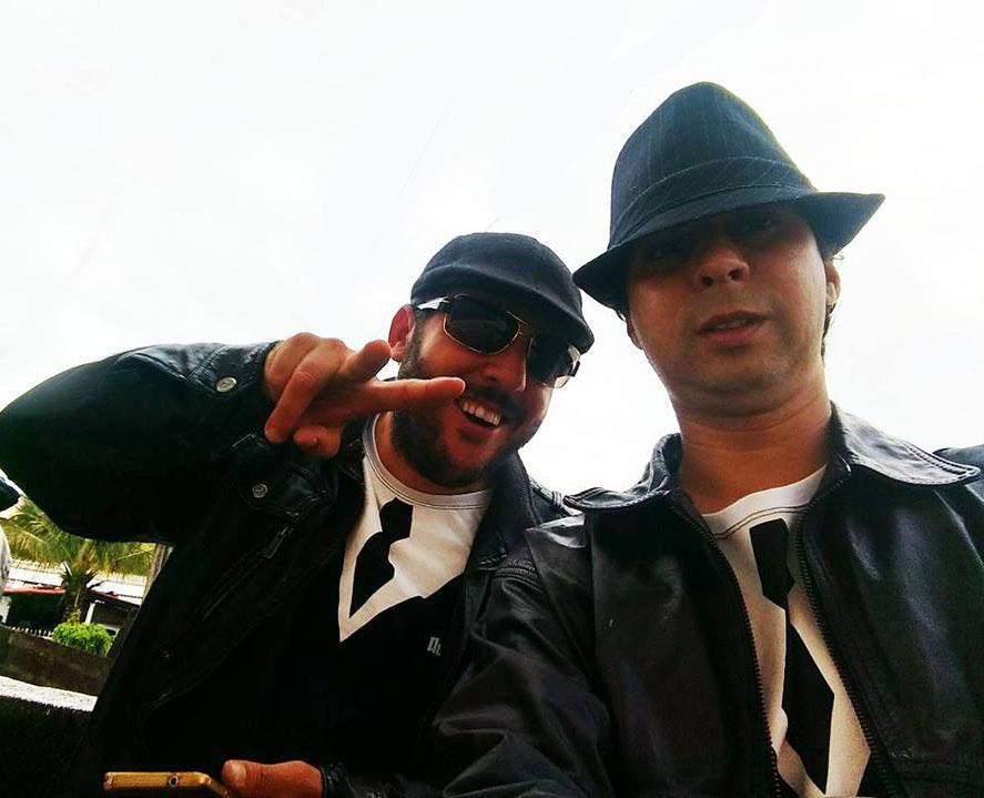 foto de Banda Al Capone's toca em Monte Alegre do Sul