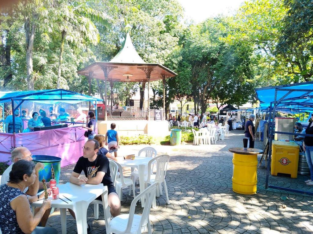 foto de Jardim Público recebe nova edição da Feira Gastronômica