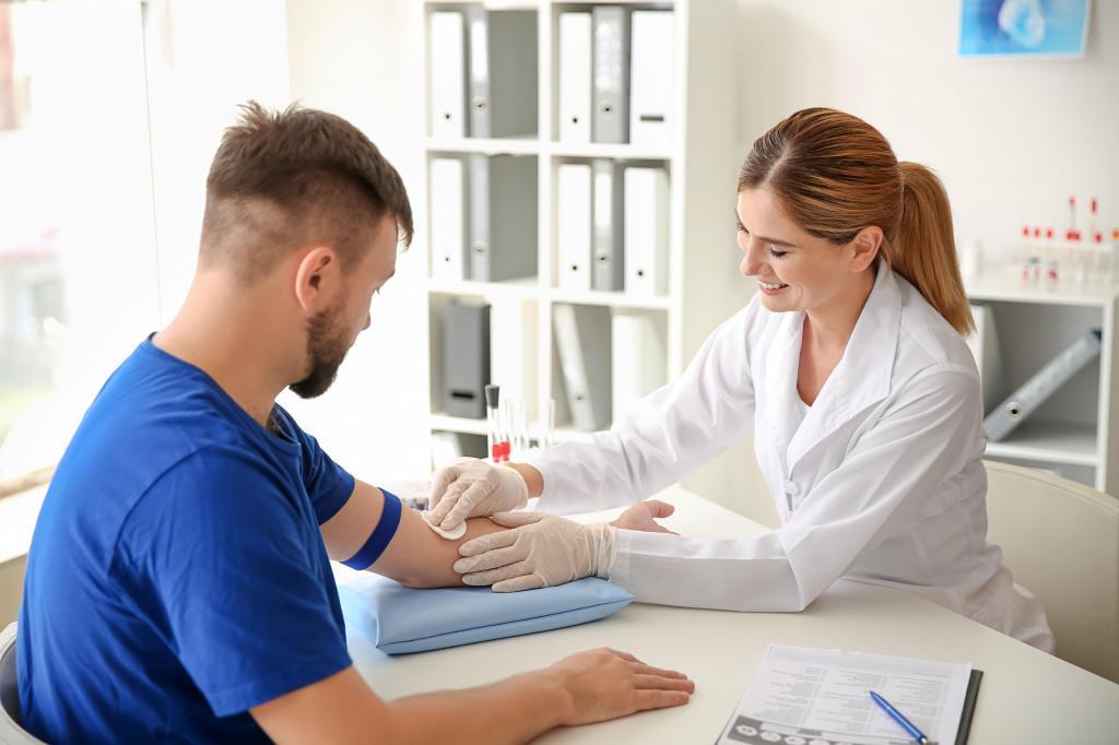 foto de Exames modernos contribuem para a saúde dos homens