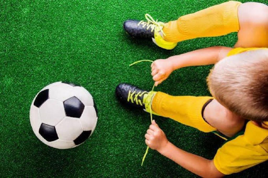 foto de Abertas as inscrições para o Festival de Futebol Infantil