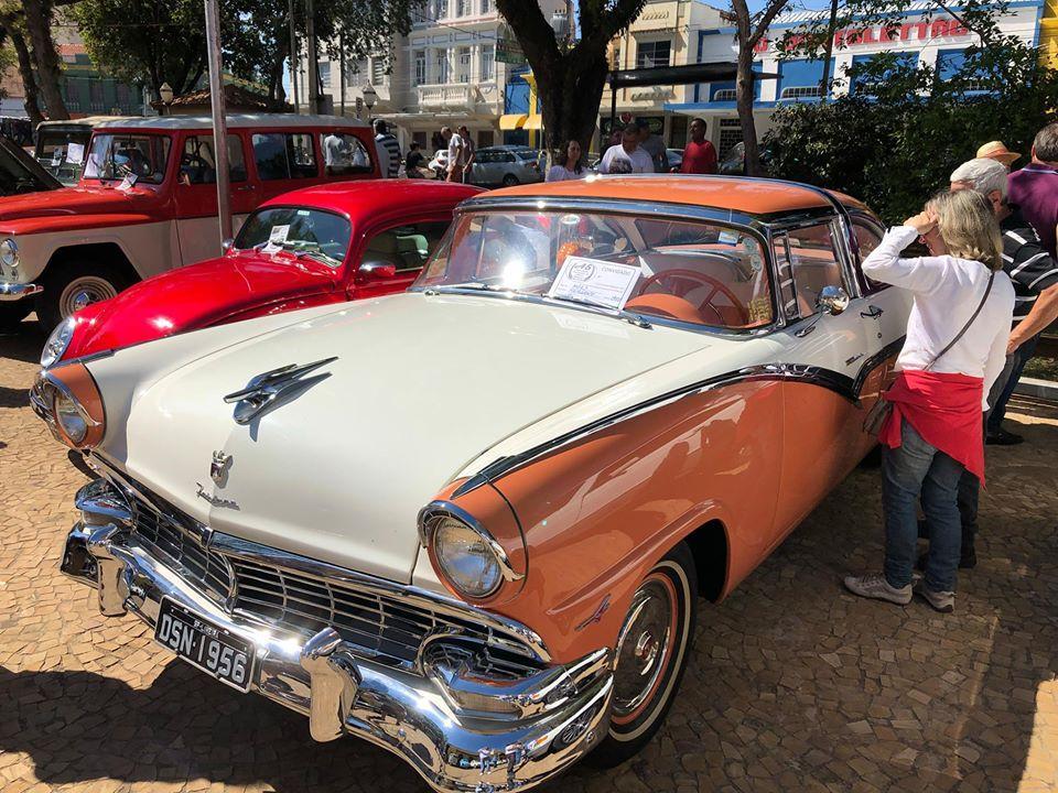 foto de Amparo terá Encontro de Autos Antigos no dia 14 de dezembro