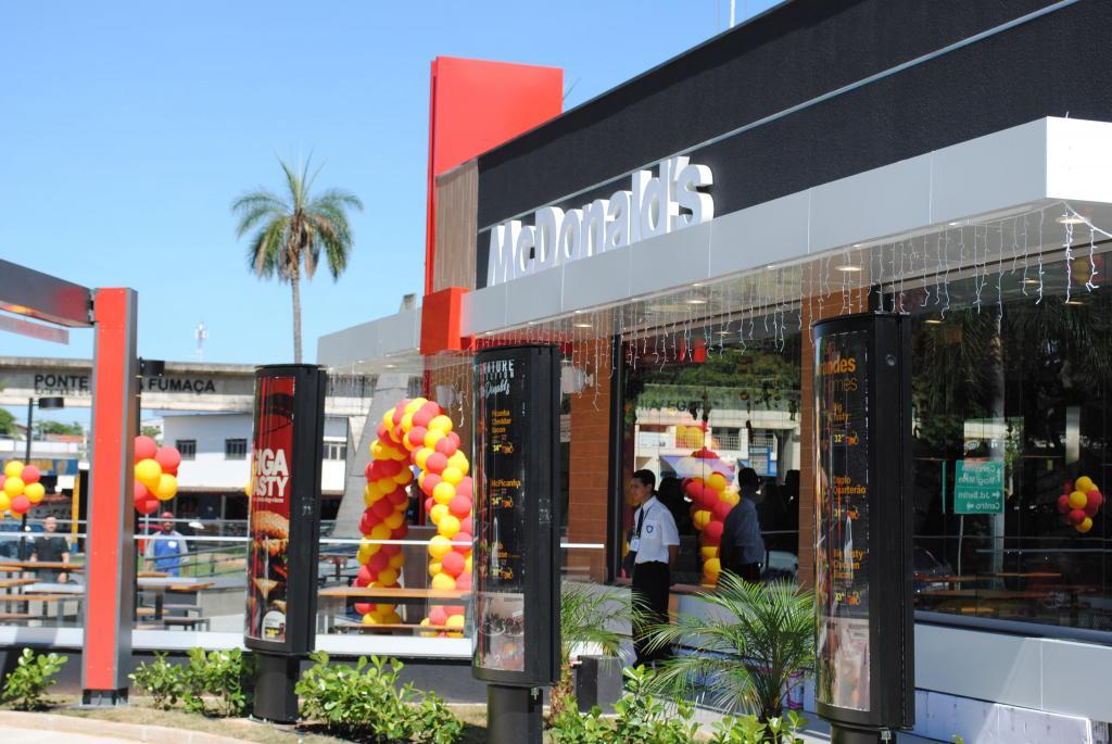 foto de Jaguariúna inaugura loja da McDonald's e gera 60 empregos