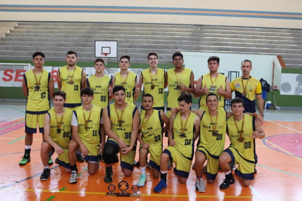 foto de Basquete de Amparo é campeão da Liga Metropolitana