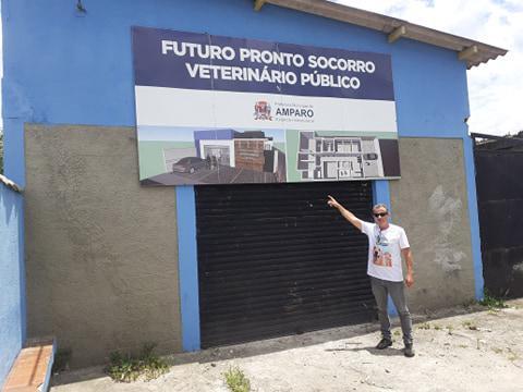 foto de Vereador Tustão anuncia Pronto-Socorro Veterinário Municipal