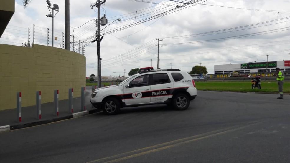 foto de Homem é morto baleado dentro de carro em Campinas