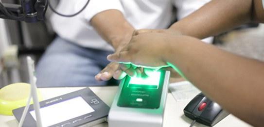foto de Mais de 10 mil eleitores ainda não fizeram biometria eleitoral