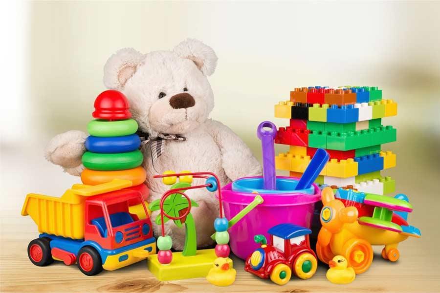 foto de Overlar arrecada brinquedos usados para doação