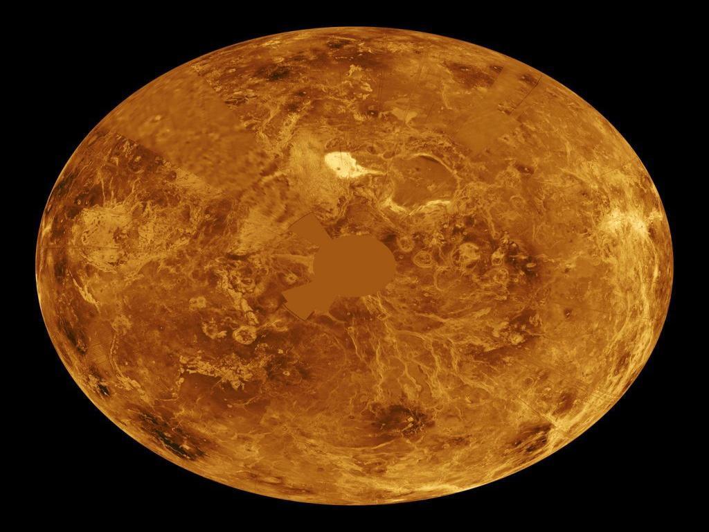 foto de Planeta Vênus é atração do Polo Astronômico