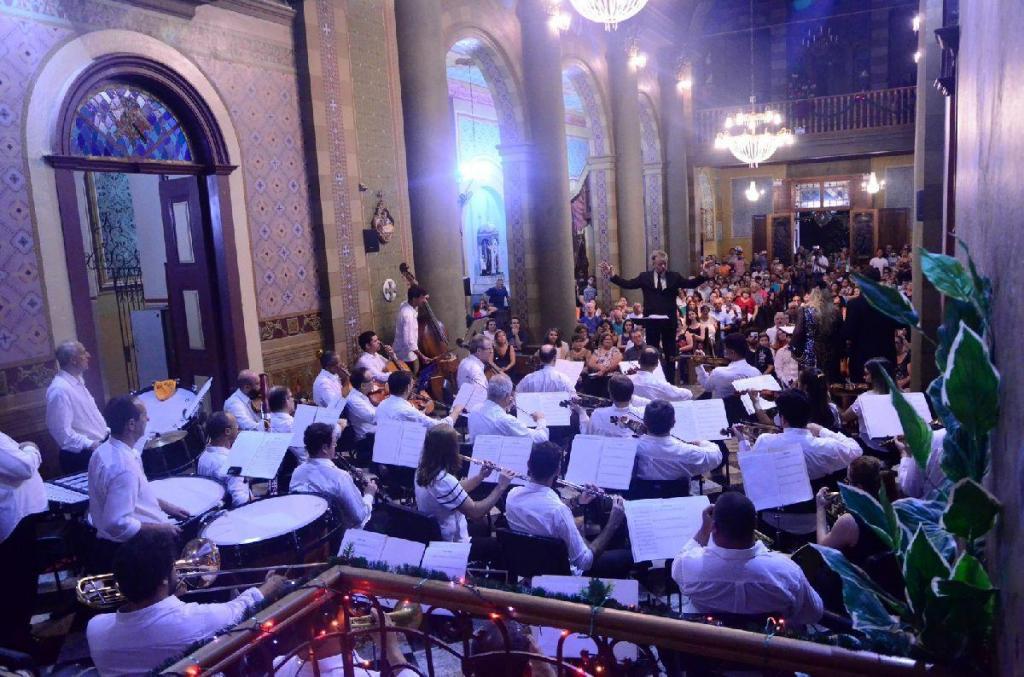 foto de Monte Alegre do Sul vai receber a Sinfônica Municipal de Americana