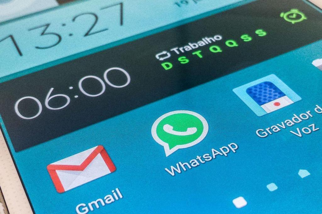 foto de WhatsApp é principal fonte de informação do brasileiro, diz pesquisa