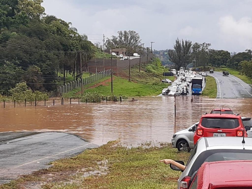 foto de Chuvas deixam Pedreira em estado de atenção, diz Defesa Civil