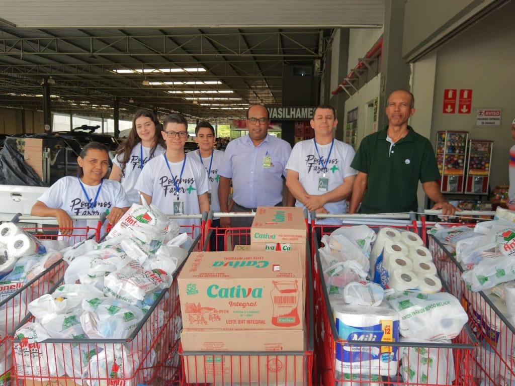 foto de Igreja Adventista do Sétimo dia faz doação ao orfanato