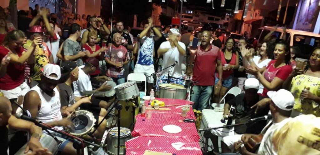 foto de SEUR Peraltas vai promover carnaval 2020 com roda de samba