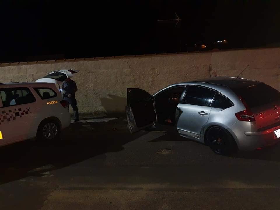 foto de Perseguição policial prende dois envolvidos em roubo – foto roubo