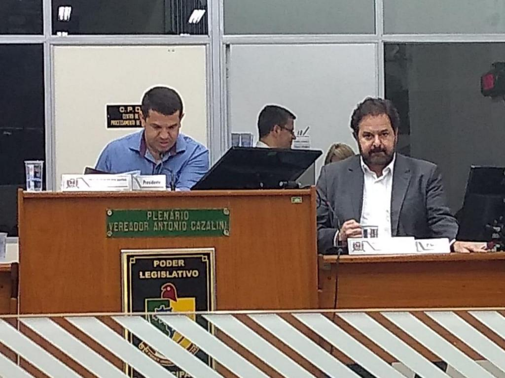 foto de Prefeito Jacob fala por 30 minutos na abertura dos trabalhos do Legislativo