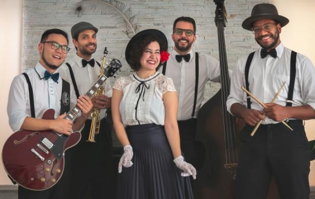 foto de Banda Rose Gyspy Jazz lança campanha de financiamento coletivo para gravação de clipe