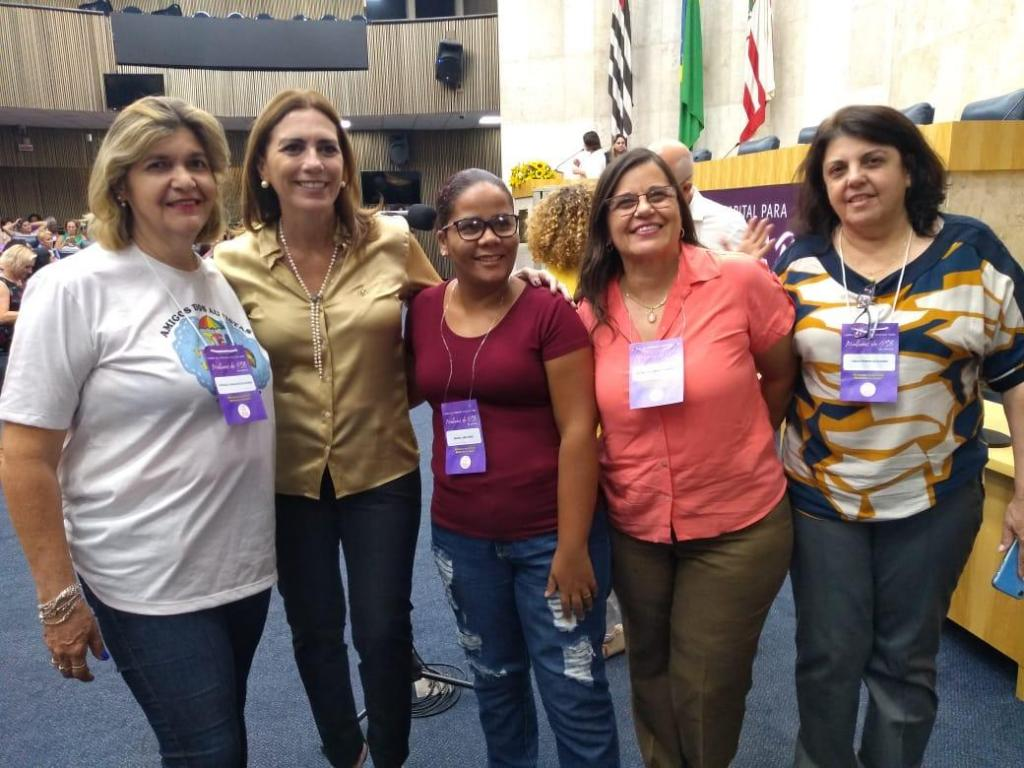 foto de Mulheres do PSB Amparo participaram de Curso de Formação Política
