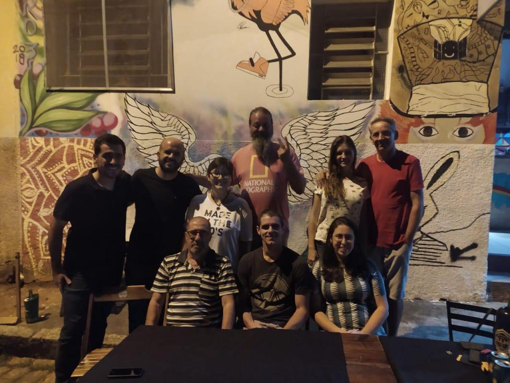 foto de PSOL Amparo fez reunião com liderança nacional para discutir eleições