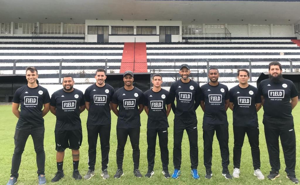 foto de Amparo Athlético Club apresenta comissão técnica do futebol para 2020