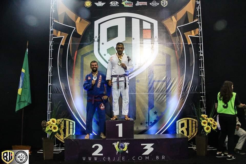 foto de Subtenente Pontes é campeão do Paulista de Jiu-Jítsu
