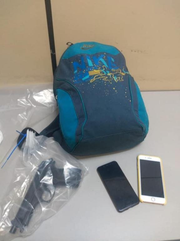 foto de Preso por roubar mochila durante o pré-carnaval