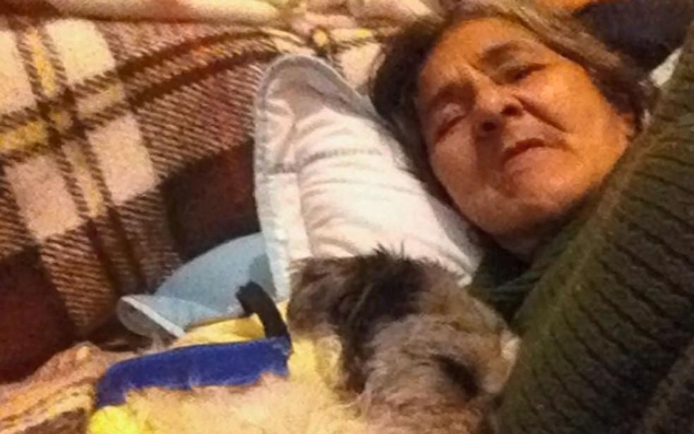 foto de Morre mulher que teve corpo queimado por companheiro durante festa de casamento em Campinas