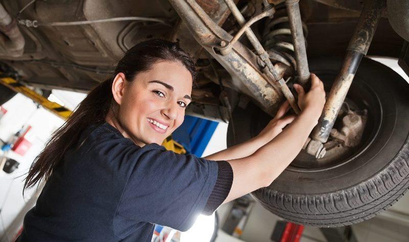 foto de Mulheres contarão com curso sobre mecânica de veículos