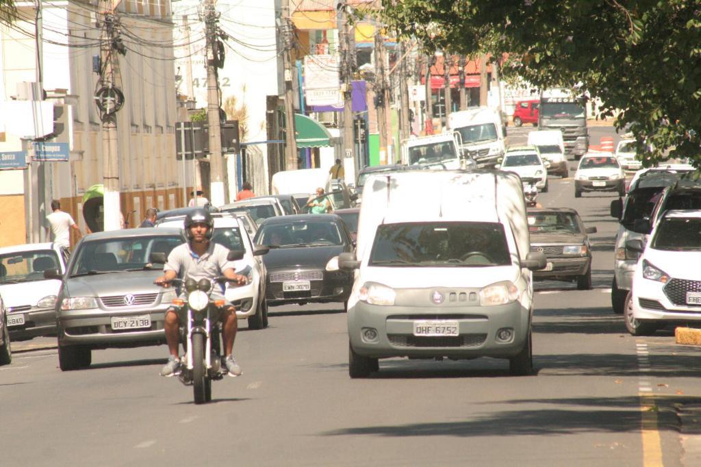 foto de Em cinco anos, ruas de Amparo ganharam 5.295 veículos