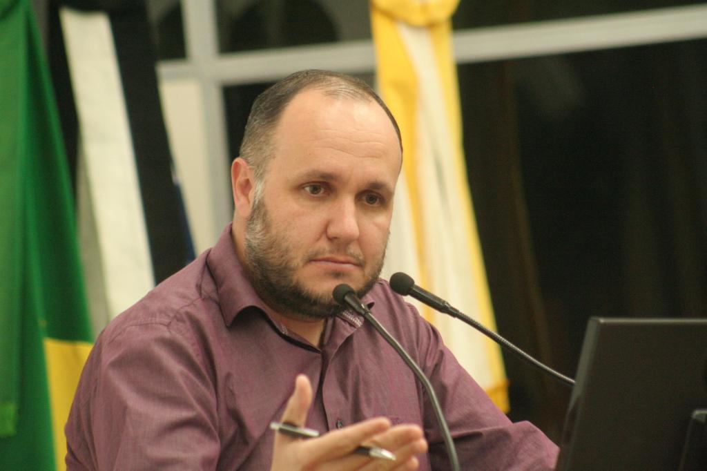 foto de Vereador Gilberto Piassa surpreende e anuncia filiação ao Democratas