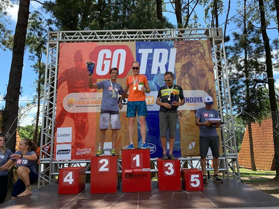foto de Sandrinho Natali conquista dois vice campeonatos